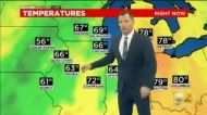 Chicago Weather: Clouds Linger Into Tuesday