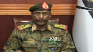 Sudan general dissolves transitional authorities, declares state of emergency