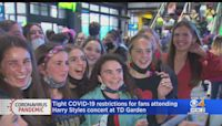 Young Crowd Eager To Attend Harry Styles Concert In Boston, But Are There COVID Concerns?