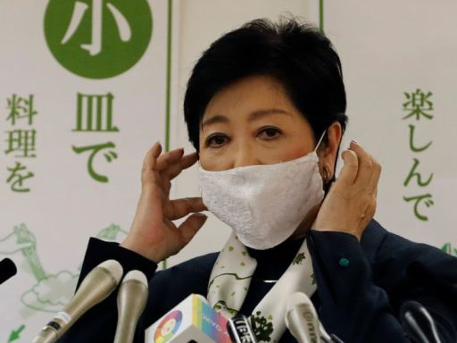 Tokyo governor wants city's elderly excluded from travel scheme