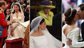 9 fascinating rules royal brides must follow