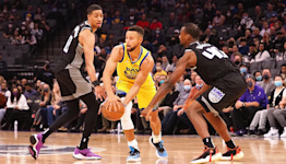 Steph Curry's 5,000th career assist makes Warriors history vs. Kings