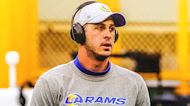 Lions' Jared Goff Responds to Comments that Rams 'Leveled Up' in Stafford Trade
