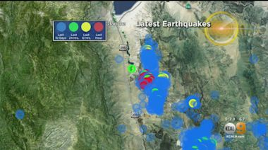 4.6-Magnitude Earthquake Strikes Near Ridgecrest