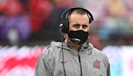 Nick Rolovich fired as coach at Washington State after refusing vaccine under state mandate