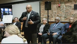 Guns, accountability hot topics at Wake sheriff candidate forum