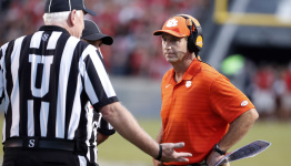 Troubled Tigers: Clemson sliding from ACC, national picture