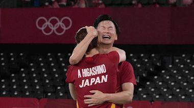 日本混雙合作10年奪牌淚崩 311震災逃過死劫後組成