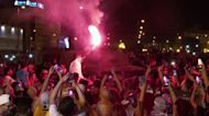 Celebrations after Tunisian prime minister sacked