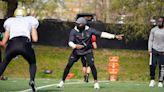 Norval McKenzie evaluating RB's for Vanderbilt's new scheme