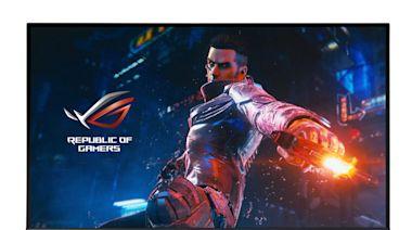 華碩 ROG 推出兩款大尺寸旗艦電競螢幕