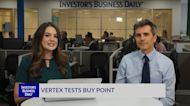 Vertex Tests Buy Point