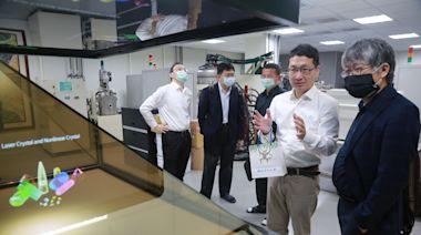 中山研發碳化矽製作技術 希望第三代半導體技術根留臺灣