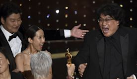 Oscars 2020: 'Parasite' makes history with best picture victory, 3 other awards