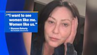 Shannen Doherty calls out Hollywood's Botox obsession