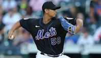 Here's how Carlos Carrasco fared in his Mets debut against Reds