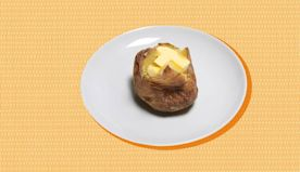 How to make restaurant-worthy baked potatoes at home