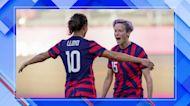 US women's soccer team takes home bronze