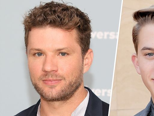Ryan Phillippe shares surprising reply when asked if son Deacon looks like him