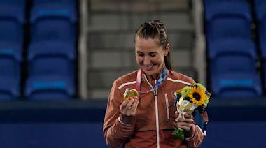 奧運/費德勒未出征 師妹Bencic意外奪下東奧女單金牌 | 運動 | NOWnews今日新聞