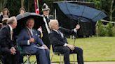 UK PM Johnson's umbrella mishap amuses Prince Charles