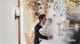 婚禮影片曝光! 吳宗憲輕吻女兒⋯Vivian拭淚告白「你永遠是我的Super Dad」