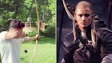 Orlando Bloom Shoots Arrows, 20 Years After Lord of the Rings Debut: 'Still Got It'