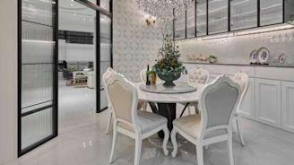 9 款古典風格的餐廳裝潢設計實例