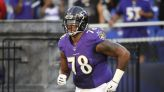 Should Giants trade for Ravens' Orlando Brown? Why it might make sense, and a potential offer