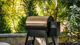 Shoppers Are Never Going Back To Standard Grills After Cooking With This Pellet Smoker