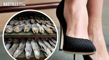 女同事鞋子濕水傳「鹹魚味」 港男:臭到成朝用口呼吸 | 社會事