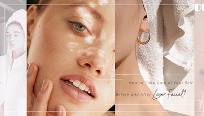 Laser Facial 的前後家居護理!三步完成基本清潔、去角質和保濕   Michelle Yeung-Get it Beauty!