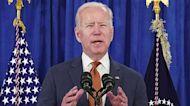 Biden ends infrastructure talks with GOP senators