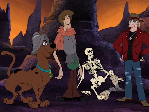 How 'Scooby-Doo and Guess Who?' Landed That Axl Rose Guest Spot