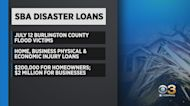 Federal Small Business Administration Loans Now Available In Burlington County Towns