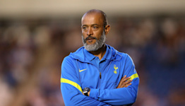 Nuno Espirito Santo concerned by dementia but not counting headers in training