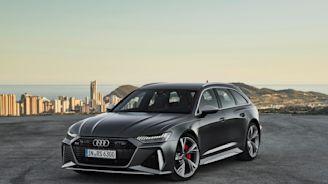 Audi unveils the next-gen RS 6 Avant