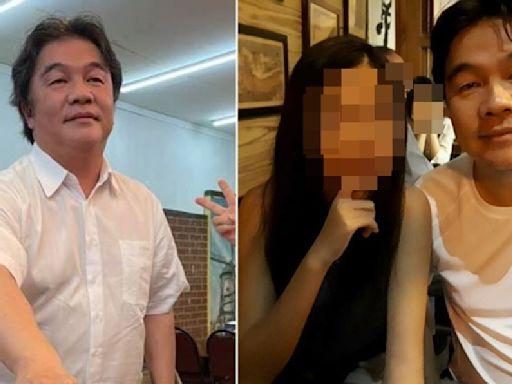 王必勝纏小15歲護理師!小三背景起底「IG曝裸胸照」