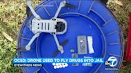 2 charged with using drone to fly drugs into Orange County jail