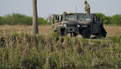 Texas National Guard has arrested tens of thousands of illegal immigrants at Mexican border