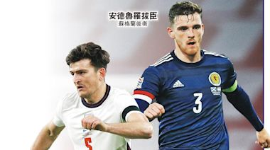 三獅變陣迎英國內訌 馬古尼傷癒勢擔正 羅拔臣盼為蘇格蘭正名 - 20210618 - 體育