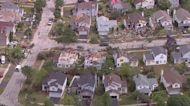 Severe storms leave trail of destruction