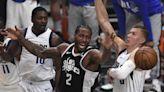 NBA》戰術全亂了 里歐納德終場麵包遭隆多「死亡之瞪」