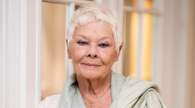 Judi Dench Says She Once Gave Her Pet Goldfish Mouth-to-Mouth Resuscitation When It Was Dying