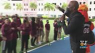 Surfside Kids Get Special Treat From The Miami Heat