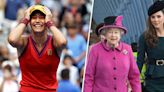 US Open champ Emma Raducanu reacts to special messages from the queen and Kate Middleton