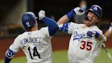 Dodgers slugger Cody Bellinger reportedly has surgery on shoulder injured during NLCS home run celebration