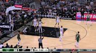 Game Recap: Bucks 121, Spurs 111