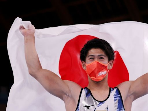 東京奧運持續更新|橋本大輝加冕體操全能王 石智勇為中國添金