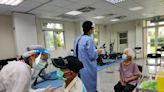 彰化縣85至89歲長者開打疫苗